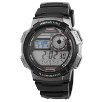CASIO Men's Digital 10-Year Battery Watch