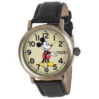 Disney Mickey '1928' Moving Hands Watch