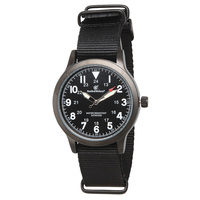 Smith & Wesson Men's Nato Field Watch