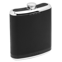 iHome Rechargeable Flask-Shaped Bluetooth Speaker