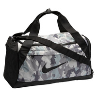 Nike Brasilia Small Camo Training Duffel Bag