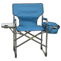 HGT Director's Chair with Folding Table and Cooler