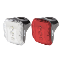 Bell Radian 650 Locking Bike Light Set