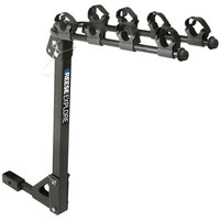 Reese Explore Hitch-Mount Tilt-Away 4-Bike Carrier