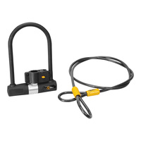 Via Velo U-Lock with Cable