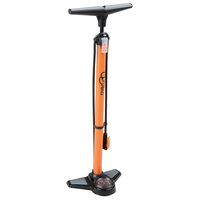 Via Velo Bicycle Floor Pump